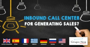 Inbound Call Center For Generating Sales?
