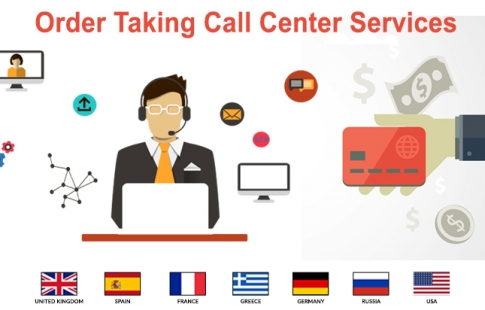 Order Taking Call Center Redefines the Outstanding Customer Services
